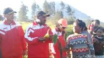 Puncak Papua Tak Lagi Terisolir, Bupati: Terima Kasih Jokowi