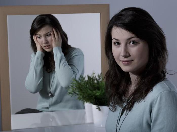 Ilustrasi gangguan bipolar (Foto: thinkstock)