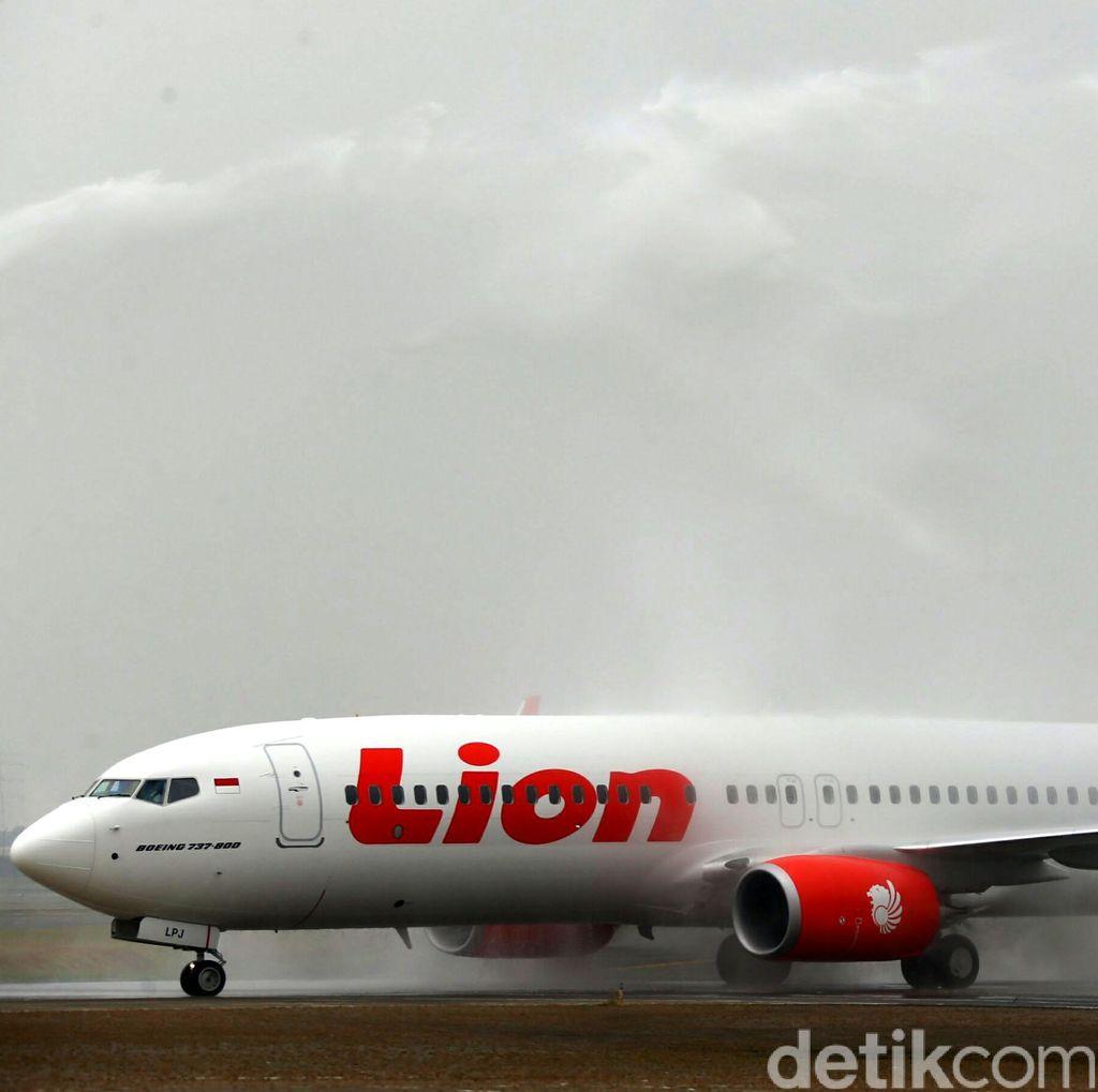 Lion Air dari Jakarta ke Palu Delay 4 Jam karena Cuaca Buruk