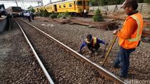 Proyek Jalur KA Makassar-Parepare Ditawarkan ke Swasta