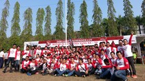 500 Bikers Berkumpul di Jambore Nasional Honda CBR ke-4