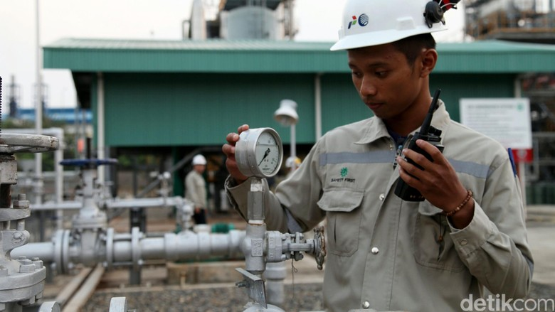 32.000 Rumah Tangga di Sumatera Selatan Dapat Pasokan Gas Bumi