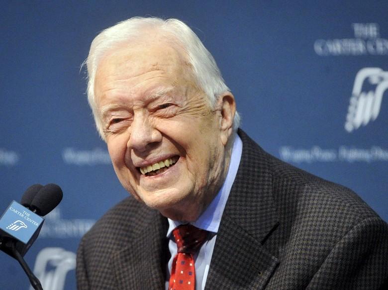 Mantan Presiden AS Jimmy Carter Bersedia Dikirim ke Korut
