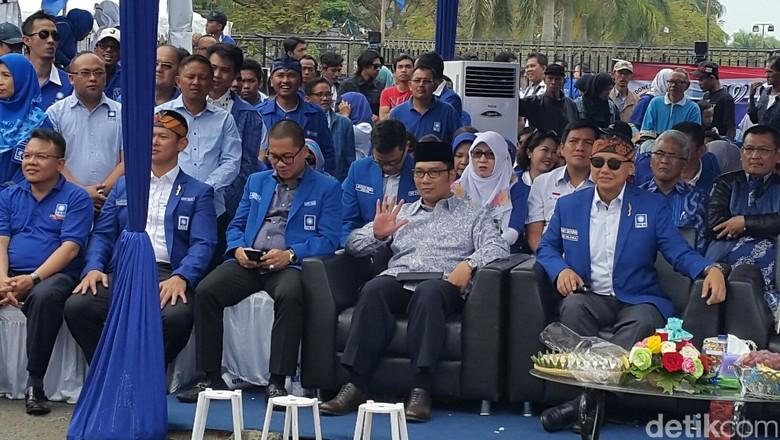 Ridwan Kamil Hadiri Peringatan HUT ke-17 PAN