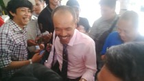 Hakim Sarpin Jalani Pemeriksaan Tambahan Kasus Komisioner KY