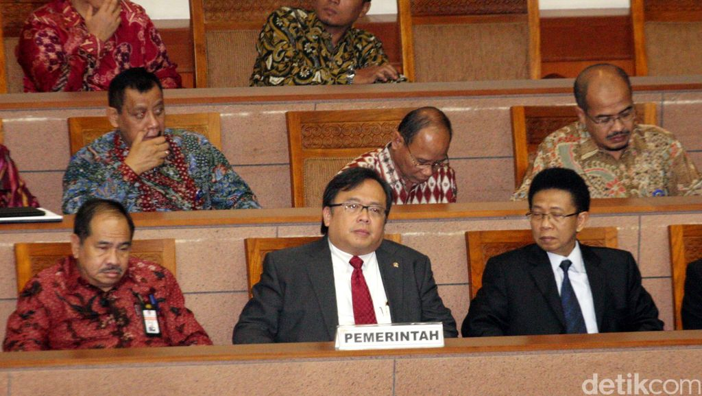 DPR Minta Konsultasi dengan Jokowi Sebelum Bahas RUU Tax Amnesty