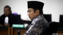 Eks Sekjen ESDM Waryono Karno Divonis 6 Tahun Penjara