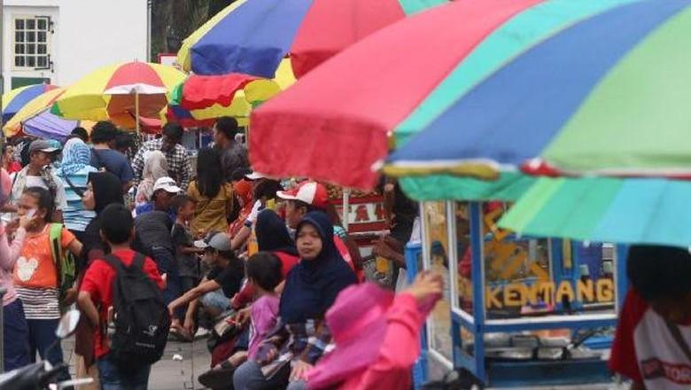 PKL Jalan Kunir Kota Tua akan Ditertibkan