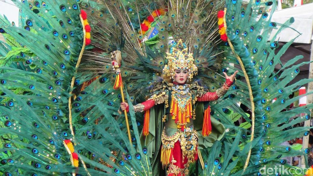 Mimpi Dynand Fariz Membawa Jember jadi Kota Karnaval Terbesar Dunia