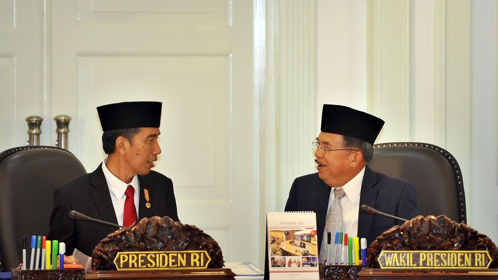 2 Tahun Duet Jokowi-JK, Dana Infrastruktur Naik dari Rp 290 T Jadi Rp 317 T