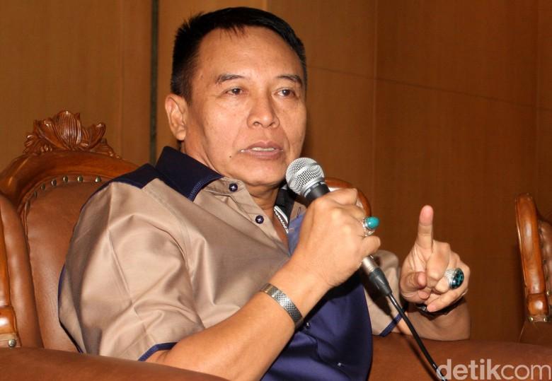 Komisi I Minta Beda Pendapat TNI-Polri soal SAGL Tak Dipolemikkan