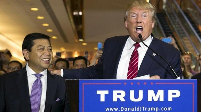 Balada Novanto: Orang Kuat yang Dipuji Trump, Kini Tersangka KPK