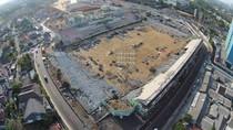 Penampakan Stadion Lebak Bulus dari Udara yang Dihancurkan Demi MRT
