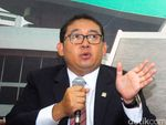 Menteri Rangkap Jabatan, Fadli Zon: Presiden Jilat Ludah Sendiri