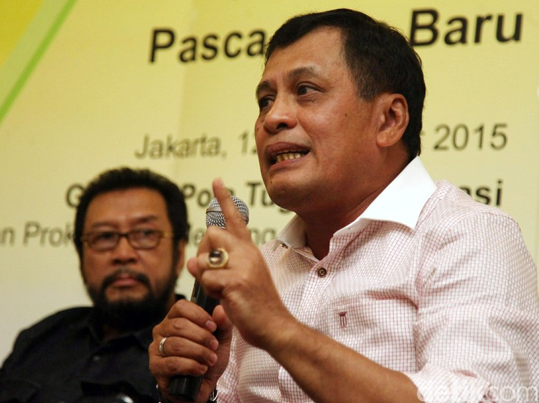Nurdin Halid: Pemilihan Ketum Golkar Bisa Tanpa Munaslub