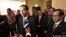 Jokowi: Siapa Bilang Proyek Kereta Cepat Batal?