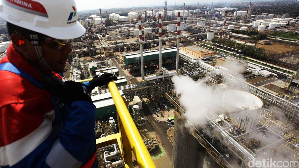 Pertamina Rekrut Karyawan Total E&P untuk Garap Blok Mahakam