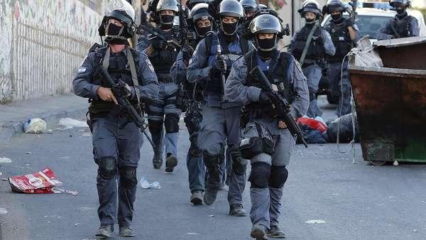 Warga Palestina Tikam Tentara Israel di Yerusalem