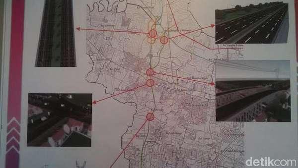 Hari Ini Pemkot Surabaya Bayar Rp 14,8 Miliar untuk Proyek JLLB