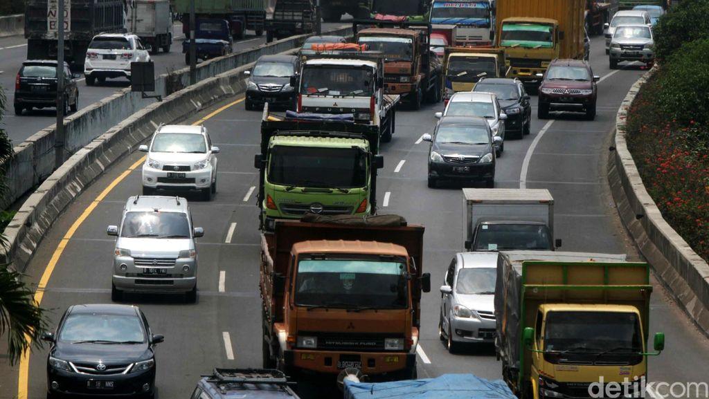 100 Km di Tol RI Ditempuh 2,7 Jam, Malaysia Hanya 1,2 Jam