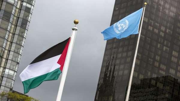 Istana: Pengibaran Bendera Palestina di PBB Simbol, Esensinya Kemerdekaan