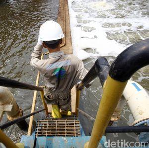 Bappenas Sebut Jakarta Krisis Air