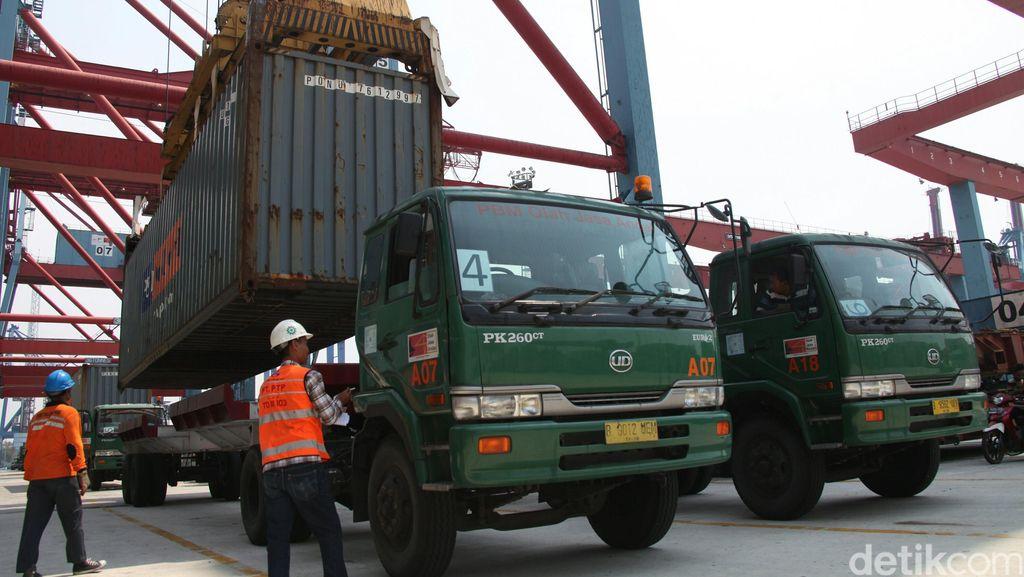Menhub Mau Turunkan Biaya Logistik di Pelabuhan RI