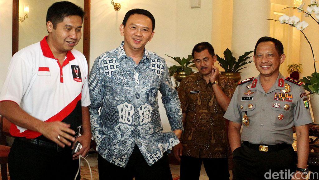 Ahok, Belajarlah Hal ini dari Pak Jokowi