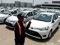 Toyota Sambut Baik Revisi Pajak Sedan