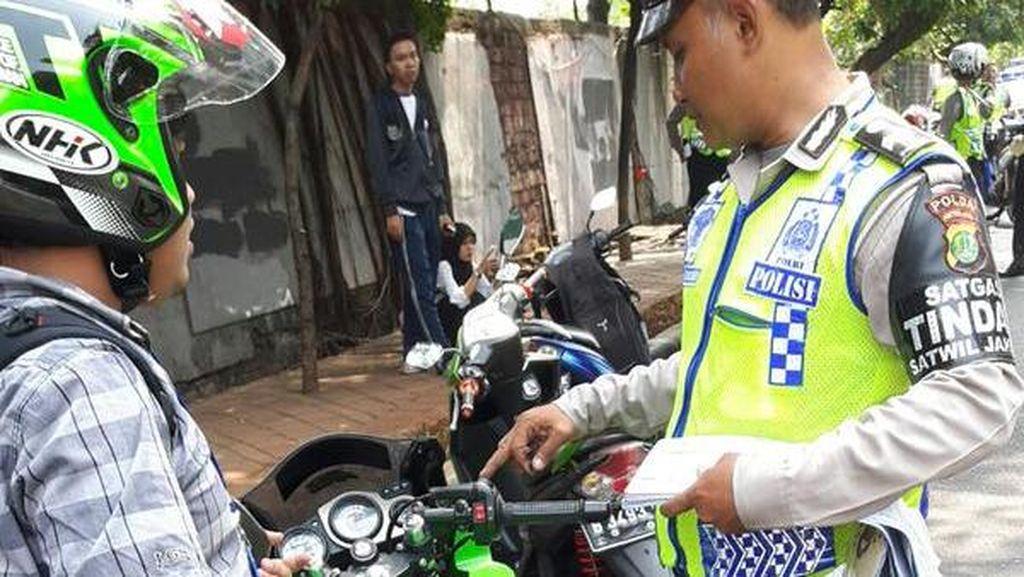 Operasi Simpatik Jaya Berlangsung, Polda Ingatkan Pengemudi Taat Aturan
