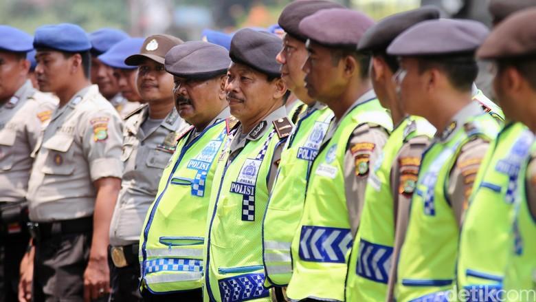8 Ribu Polisi Amankan Laga Persija Vs Tampines Rovers di GBK