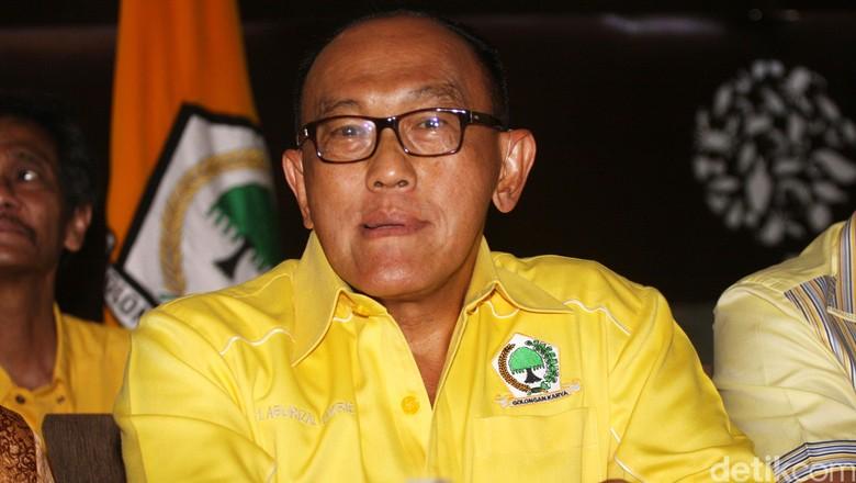 Saat Ical Turun Gunung demi Aziz Syamsuddin