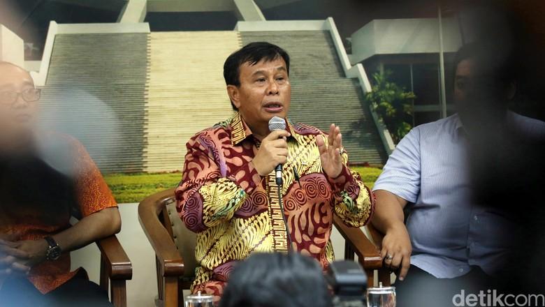 Novanto Tunjuk Aziz Ketua Saja - Jakarta Ketua Fraksi Hanura Nurdin F Tampubolon mengaku sudah mendapat informasi soal pengunduran diri Setya Novanto sebagai Ketua