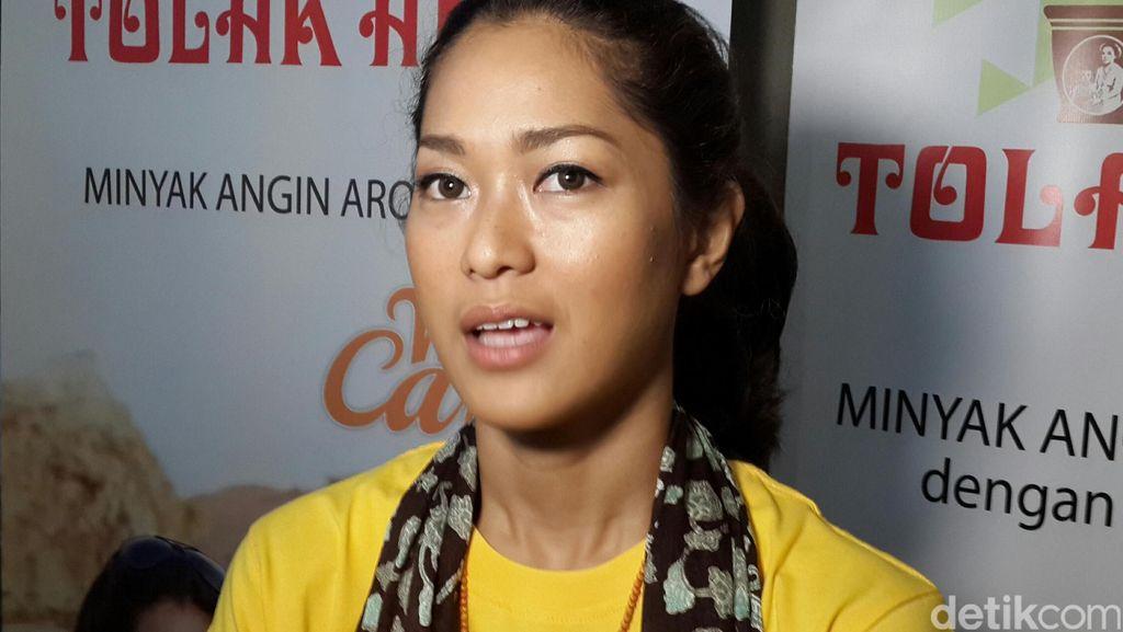 Jaga Kebugaran Saat Traveling, Prisia Nasution Rajin Konsumsi Herba