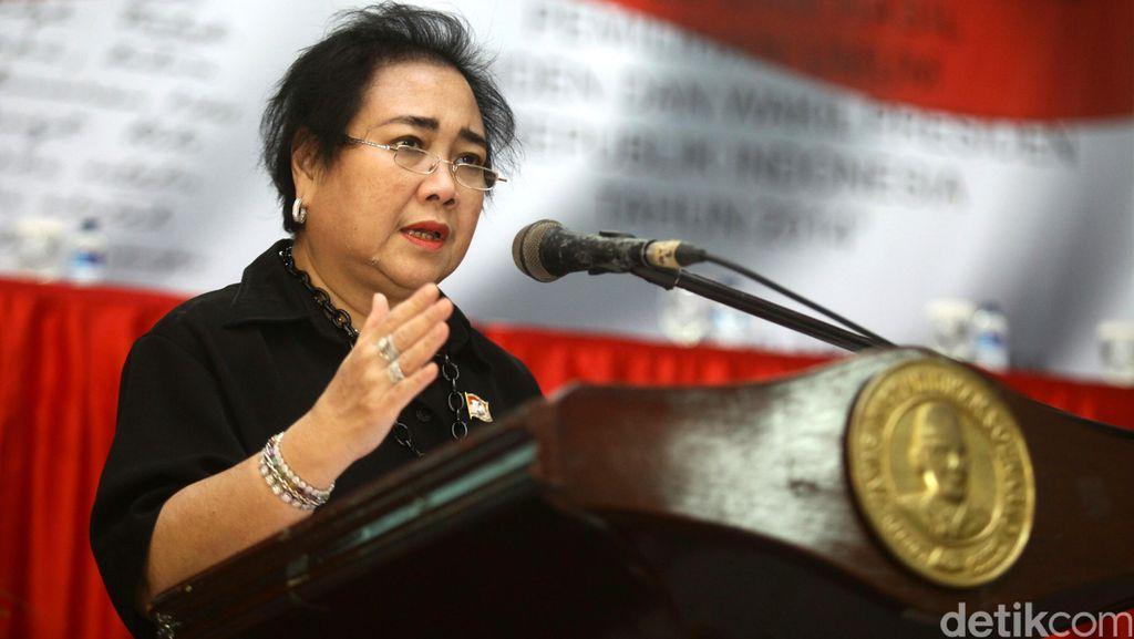 Bahas Kondisi Bangsa, Rachmawati Soekarnoputri Gagas Temu Tokoh Nasional