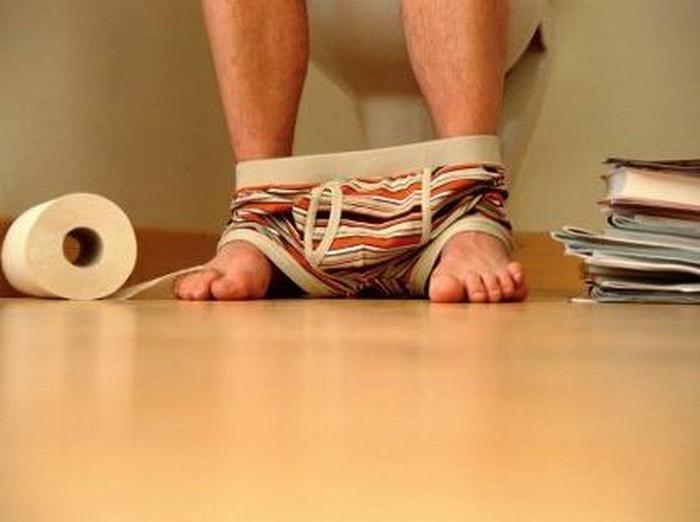 Ada tiga kebiasaan yang bisa menyebabkan BAB lancar setiap hari. Foto: thinkstock