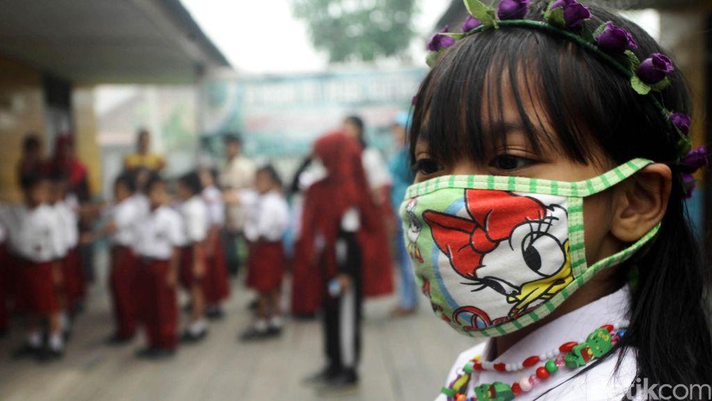 Oktober: Anak-anak Malang yang Jadi Korban Kabut Asap