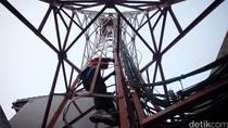 Kominfo Targetkan 5.000 BTS di Daerah Terpencil