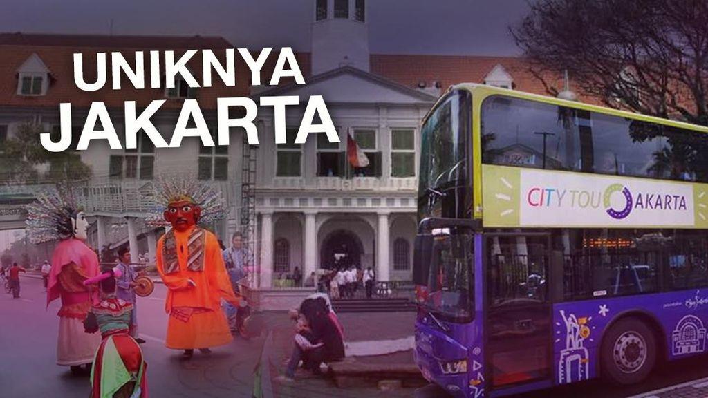 Travel Highlight Tur Unik Jakarta