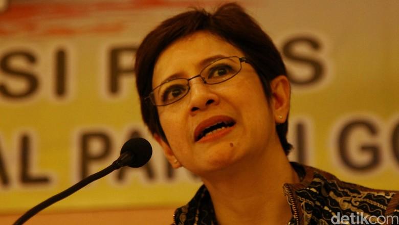 Setya Novanto Tersangka, Golkar: Kita Ikuti Proses