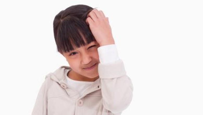 Yang terjadi jika kulit anak terinfeksi parasit/ Foto: thinkstock