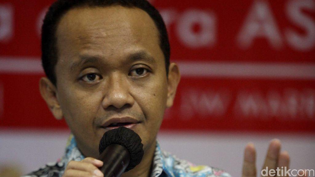 Kunci Sukses Bahlil dari Sopir Angkot Jadi Pengusaha: Kerja Ikhlas