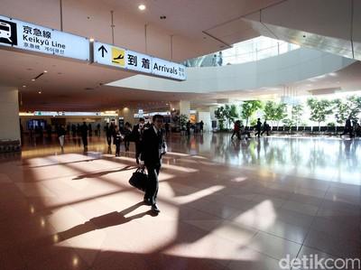 Mulai Januari 2019, Turis yang Tinggalkan Jepang Harus Bayar Pajak