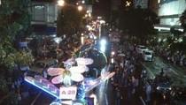 Jangan Lupa, Sabtu Malam Bandung Light Festival Kembali Digelar