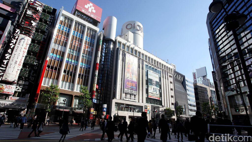 Ini Tempat Belanja Baju Trendy Hingga Vintage di Shibuya, Jepang