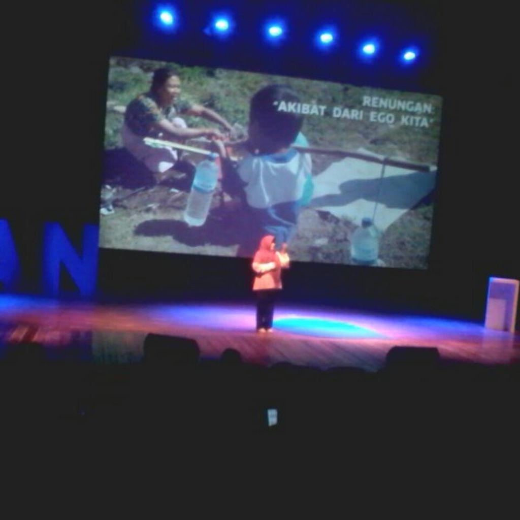 Ellena, Pencuci Otak untuk Perubahan dari Lombok Timur