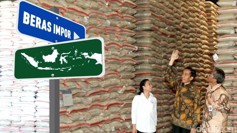 Ombudsman Heran Bukan Bulog yang Ditugasi Impor Beras