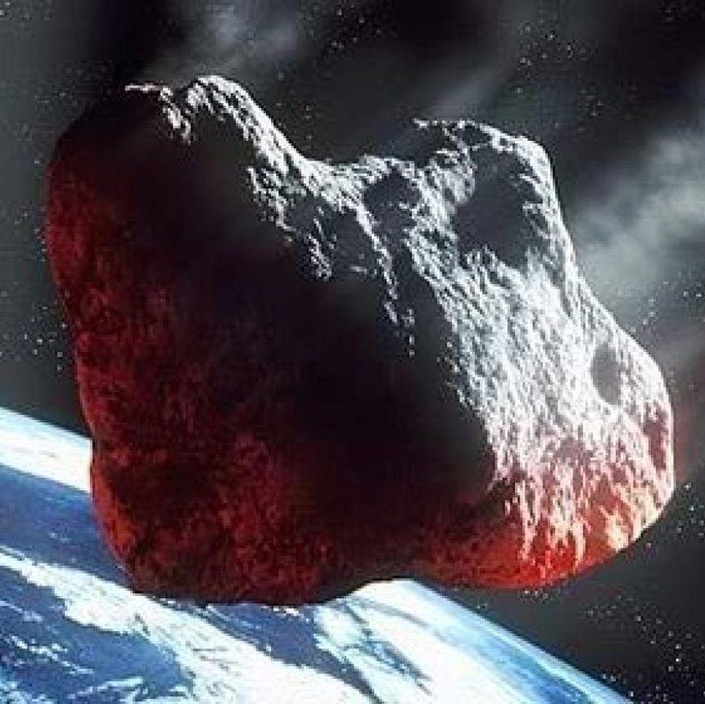 Hantaman Asteroid Bisa Bahayakan Bumi, Ini Antisipasinya
