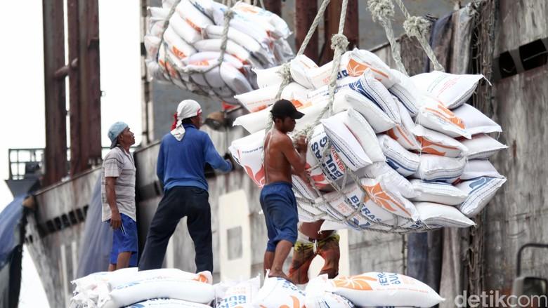 Beras Impor Didominasi Vietnam, Sisanya dari 3 Negara Ini