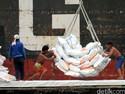 Tahap Awal, 70.000 Ton Beras Dipasok dari Vietnam ke RI